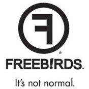 Freebirds has followed me again…