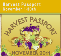 """Harvest Passport"" Coming This November"