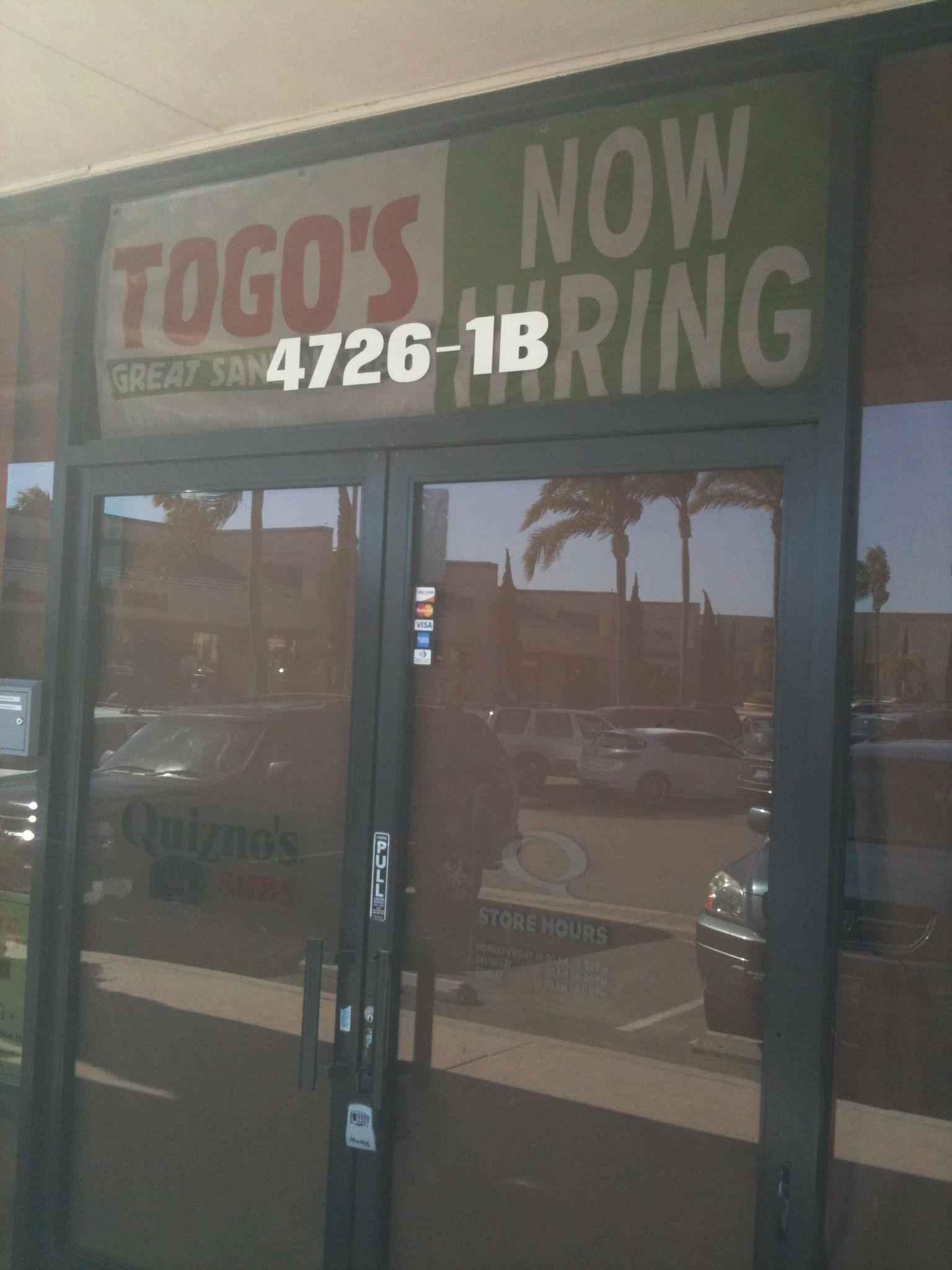 ToGo's Sandwiches is Coming to Ventura!